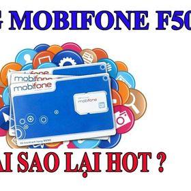 Sim Data F500 của Mobifone giá sỉ
