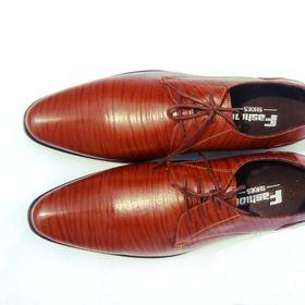 Giày tây nam da bò GB-07 giá sỉ