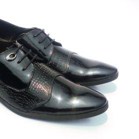 Giày tây nam da bóng lịch lãm GB-01 giá sỉ