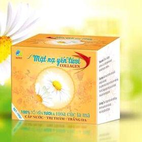 Mặt nạ Yến tươi collagen giá sỉ