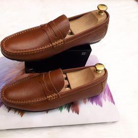 giày mọi da bò giá sỉ