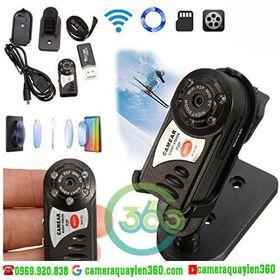 Camera Q7 IP WIFI Quay Đêm giá sỉ