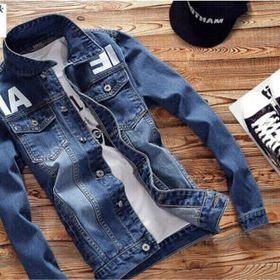Áo khoác jeans nam - giá sỉ