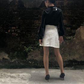 chân váy áo sơ mi giá sỉ