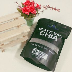 Hạt Chia Đen Úc – Black Bag Chia 500g giá sỉ