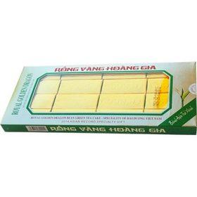 Bánh đậu trà xanh 170g Rồng vàng Hoàng Gia thượng hạng giá sỉ