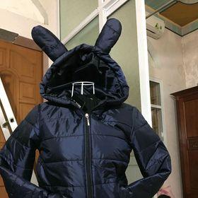 áo phao tai thỏ hàng quảng châu giá sỉ