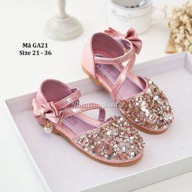 Bán buôn bán sỉ giày dép trẻ em -Giày Bé Gái GA21 giá sỉ