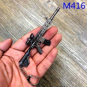 Móc khóa phụ kiện game pubg M416 giá sỉ