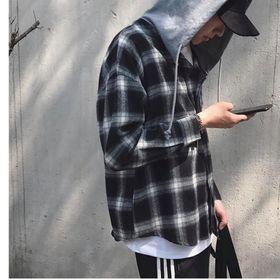 Flannel Nón caro đen trắng giá sỉ