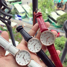 Đồng hồ dây da nữ SANDA giá sỉ