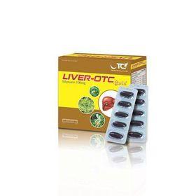 LIVER - OTC gold Tăng cường chức năng gan đặc biết dành cho những người hay uống bia rượu giá sỉ