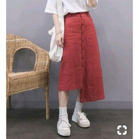 Chân váy lệch tà - C029 giá sỉ