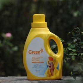 Nước giặt xả trẻ em Green Hàn Quốc hương Vani chai 1800ml giá sỉ