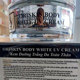 ORISKIN BODY WHTEUV CREAM giá sỉ