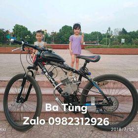 Bộ máy chuyển đổi xe đạp gắn máy giá sỉ