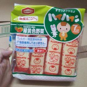 Bánh gạo ăn dặm HaiHain Nhật giá sỉ