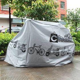 Bạt phủ xe máy xe đạp hàng đẹp giá sỉ