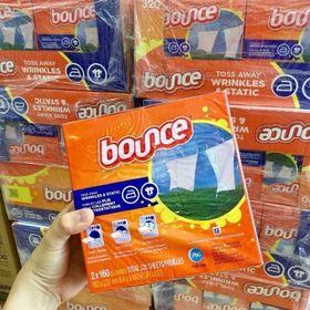 khăn giấy thơm Bounce Mỹ giá sỉ