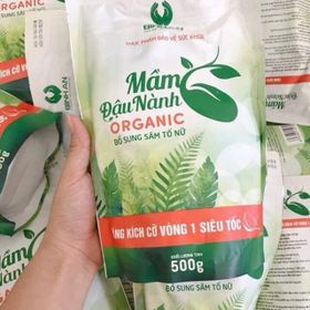 Mầm đậu nành Organic Bình An giá sỉ