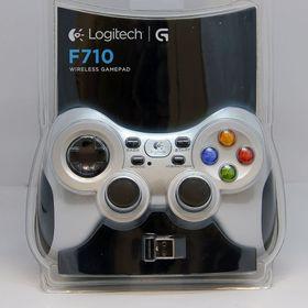 Tay cầm chơi game Wireless Logitech F710 giá sỉ