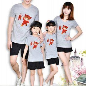 áo thun gia đình năng động S3 giá sỉ
