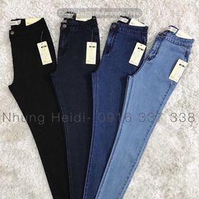 Skinny Jean giá sỉ
