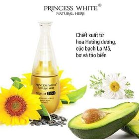 Serum 3 in 1 Princess White – Dưỡng da đa chức năng giá sỉ
