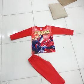 bộ siêu nhân nhện cho bé trai giá sỉ