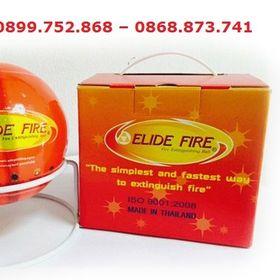 Bóng cứu hỏa ELIDE FIRE BALL Thái Lan giá sỉ