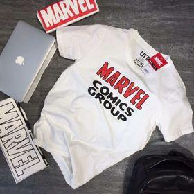 Áo thun Marvel cambodia giá sỉ