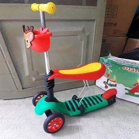 Xe trượt scooter 3in 1 giá sỉ