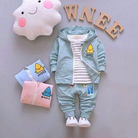đồ bộ trẻ em set 3 chi tiết giá sỉ