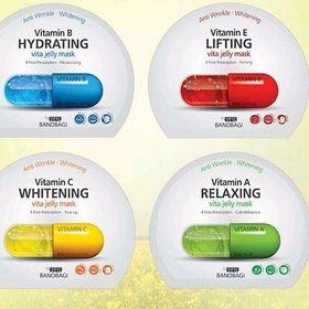 mặt nạ thuốc vitamin hộp 20 miếng giá sỉ