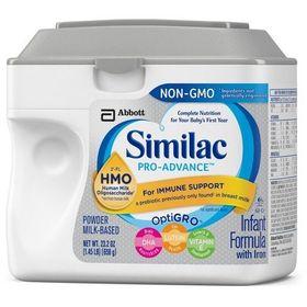 Sữa Similac Pro Advance HMO NON GMO 658g 0-12 tháng tuổi giá sỉ