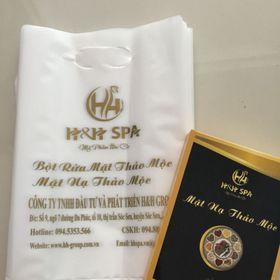 Mặt nạ thảo mộc HH spa -có quà tặng theo đơn Miễn ship toàn quốc giá sỉ