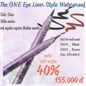 Kẻ mắt The One giá sỉ