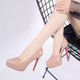 Giày cao gót mũi nhọn công sở giá sỉ
