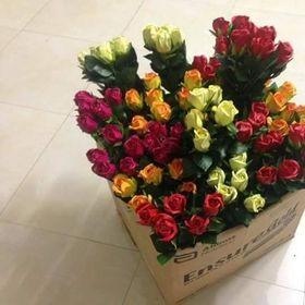 hoa làm từ giấy giá sỉ