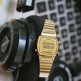 Đồng hồ nam nữ điện tử A168 BẢN ĐẸP giá sỉ