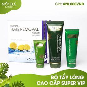 Triệt lông an toàn - hiệu quả MOCHA dùng được 6-8 lần giá sỉ