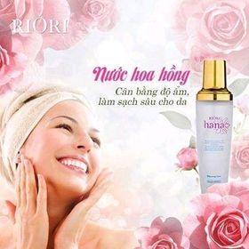 Nước hoa hồng Riori giá sỉ