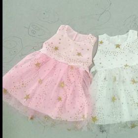váy sao cho bé gái 09 giá sỉ