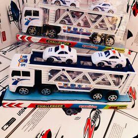 Xe bus to chở 2 xe nhỏ kích thước lớn giá sỉ