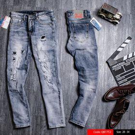 Quần jeans nam 1752 giá sỉ