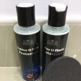Dung dịch phục hồi bảo dưỡng nhựa nhám đen làm bóng RUBBER PLASTIC PROTECTANT 170ml giá sỉ