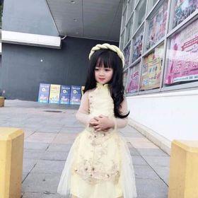 sét áo dài cách tân cho bé gái cực đẹp giá sỉ