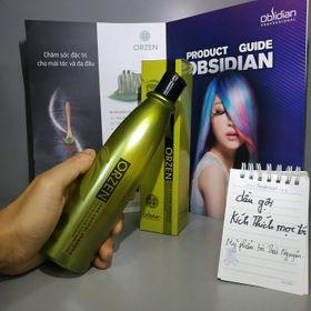 Dầu Gội Kích Thích Mọc Tóc Orzen Loss Control Shampoo Obsidian Hàn Quốc giá sỉ