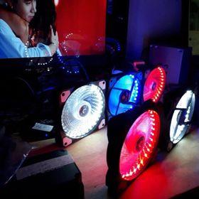 Fan Case 12cm LED 33 Bóng giá sỉ