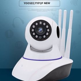 Camera Yoosee 3 Râu Phiên Bản Mới HD Wireless IP Quan Sát - Xoay 360 Độ giá sỉ